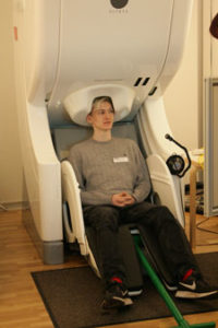 Cambridge's Cognition & Brain Sciences Unit - Head Scan