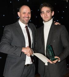 Celebration of Achievement 2019 - Markus and Buster