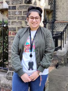 EPQ Student is One Step Ahead - Nikki