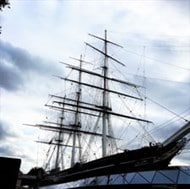 GCSE Residential Trip to London - Cutty Sark