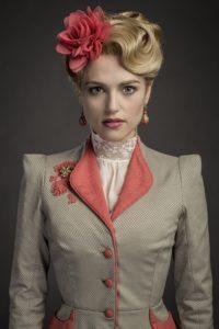 Katie McGrath as Lucy Westenra Dracula