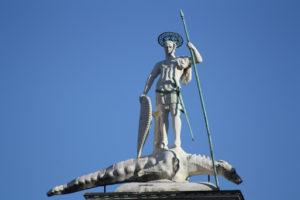 St. Theodore, St Mark's Square, Venice