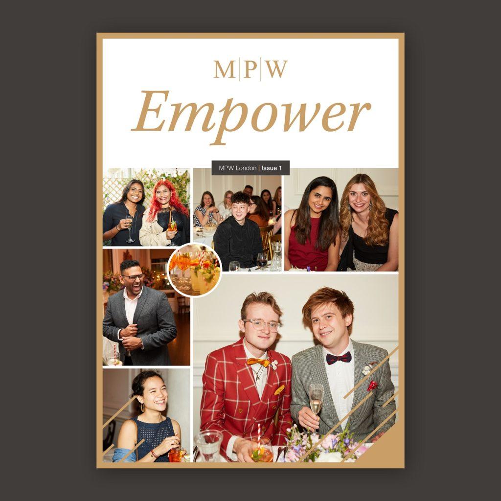 MPW Alumni Empower Magazine Cover